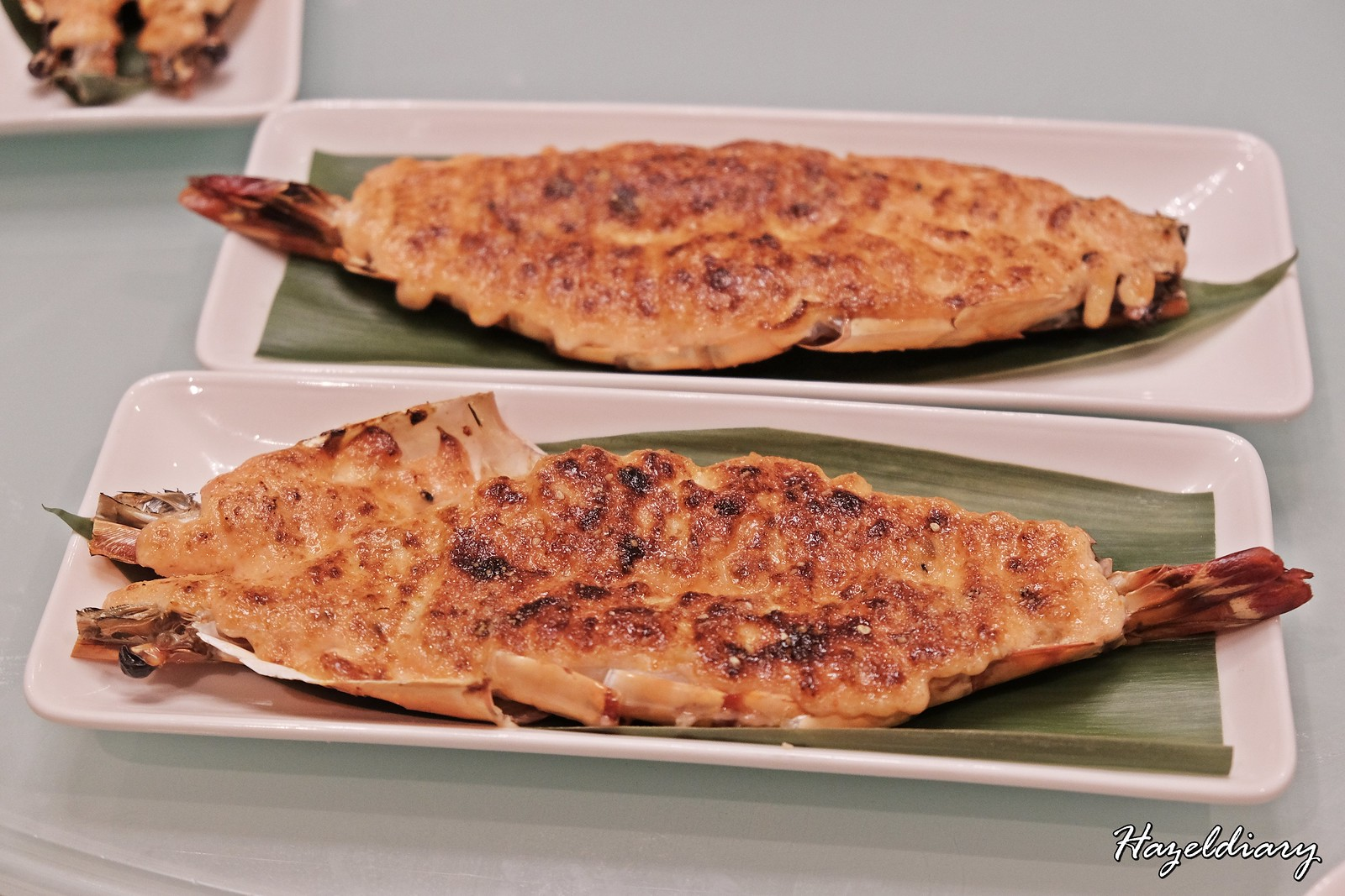 Jumbo Seafood Ion Orchard restaurant-Mentaiko Prawns