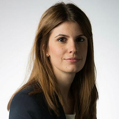 Portrait photograph of Dr Elizabeth Mamali