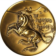 1980 Jovine Dreamer of Dreams Medal obverse