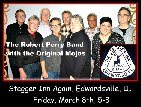 The Robert Perry Band 3-8-19