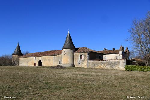 24 La Chapelle-Faucher - Boslaurent