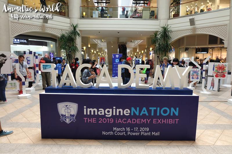 iACADEMY imagineNATION