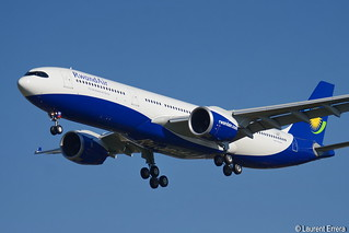 Airbus A330-900 Rwandair (RWD) - F-WWCJ - MSN 1844 - Will be 9XR-WS