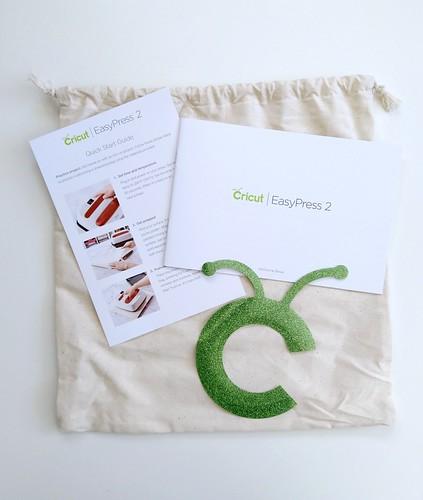 Cricut Easypress Contents