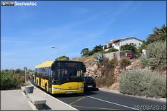 Solaris Urbino 12 - CarPostal Bassin de Thau / Sète Agglopôle Méditerranée n°71