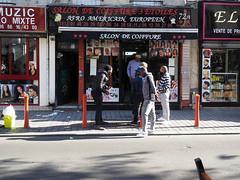 Salon de coiffure - Photo of Saint-Denis