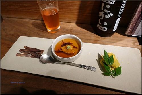 Photo:2018-11-19_T@ka.の食べ飲み歩きメモ(ブログ版)_落ち着いた空間で楽しめる串と日本料理の数々を【恵比寿】こがね_16 By:logtaka