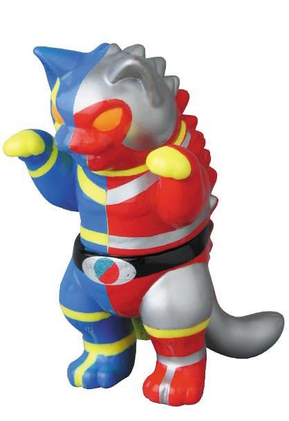VAG BOX 化貓怪獸 「喵吉拉」石ノ森章太郎 ART TOY FES.展覽限定盒玩!VAG BOX 化猫怪獣ネゴラ