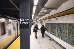 Reopening of 174-175 Sts on the B, D lines
