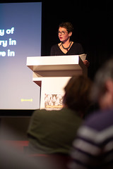 Judith Gussenhoven bij Publiek Domeindag 2019