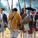 Washington's Colonial Forces enter Trenton NJ