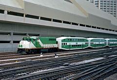 Railfanning in Canada