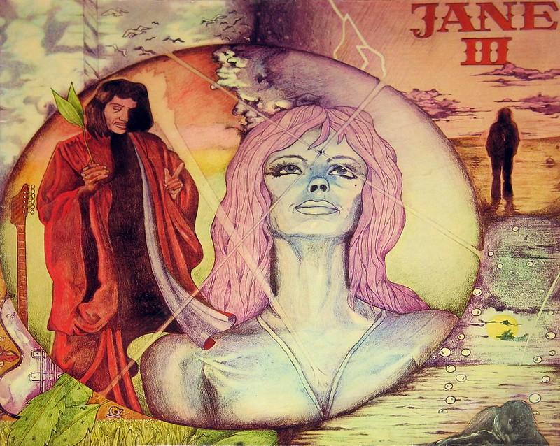 Jane - III Krautrock