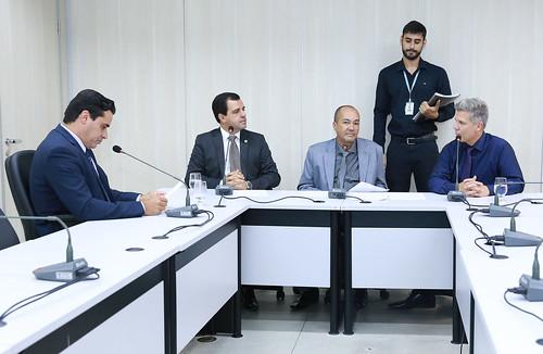 1ª Reunião Extraordinária - Comissão de Administração Pública