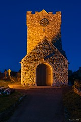 Church Entrance Kenfig