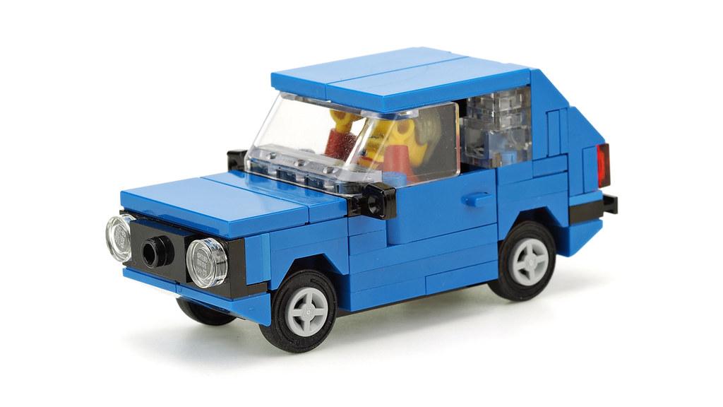 VW Polo Mk1
