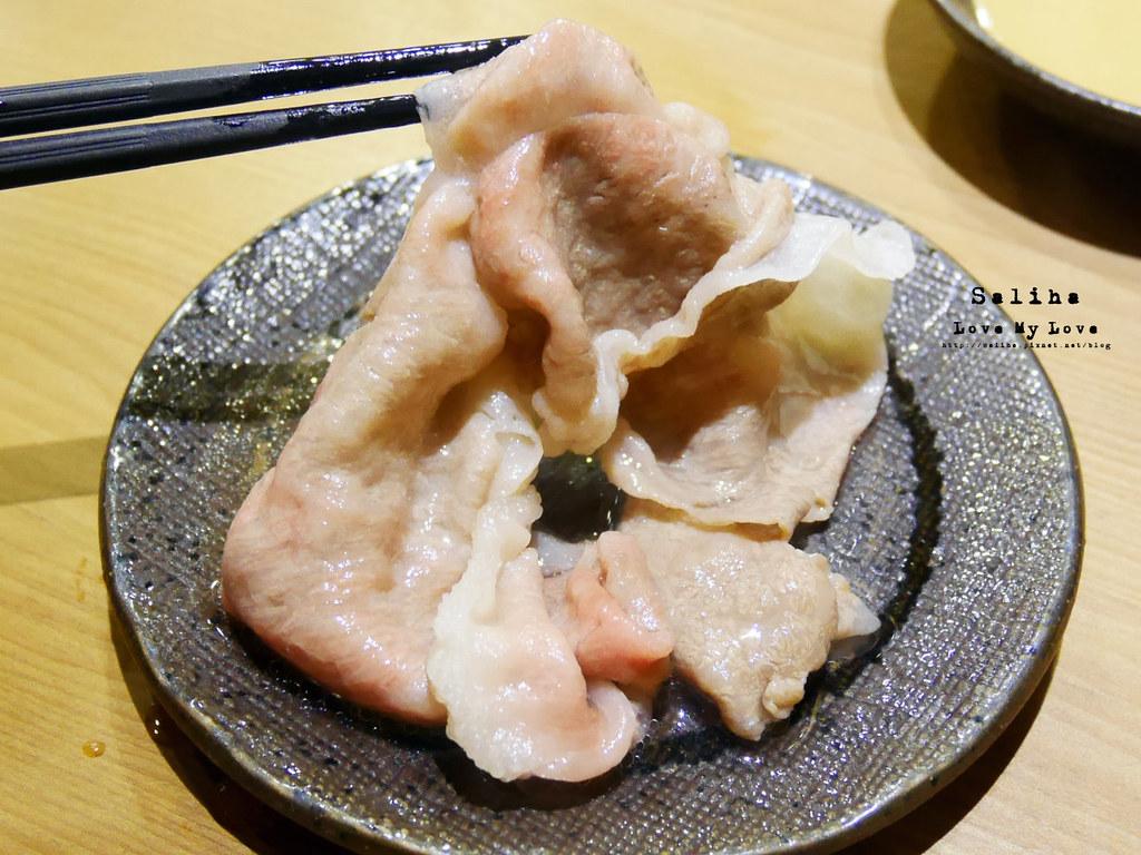 台北大安區利休日本料理好吃高級和牛火鍋 (5)