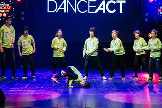 DanceAct Practice Night Christmas 2018 Showcase