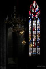 Vitrail cathédrale d'Auch - Photo of Auch