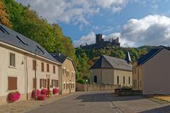 Luxembourg - Château de Brandenbourg