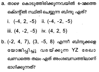 Plus One Maths Model Question Papers Paper 2Q7