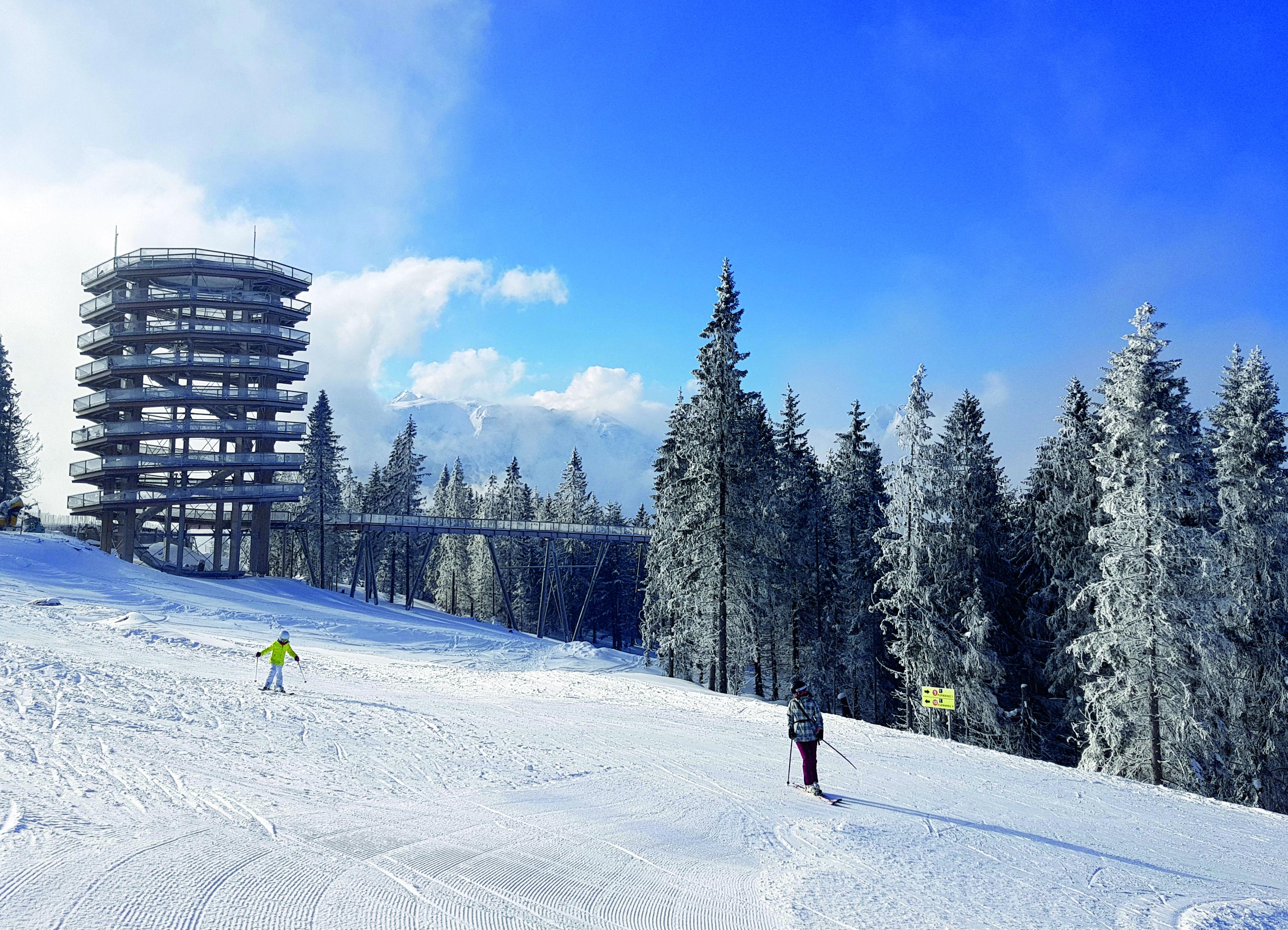 Bachledova dolina - Jezersko