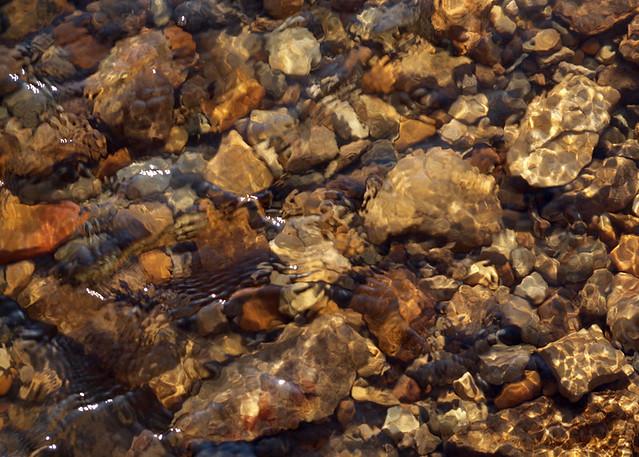 Stream Stones