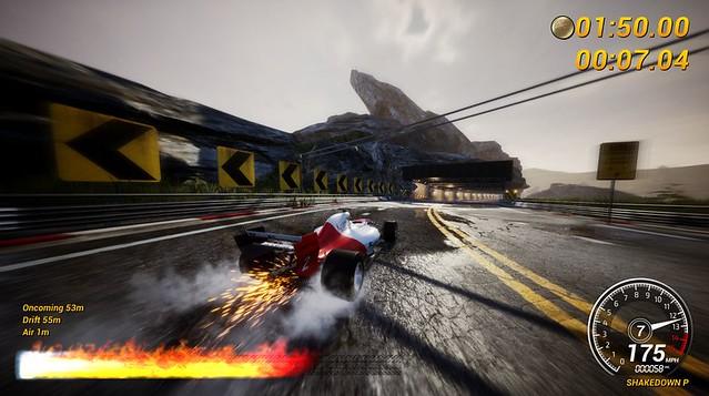Guida pericolosa - Shakedown