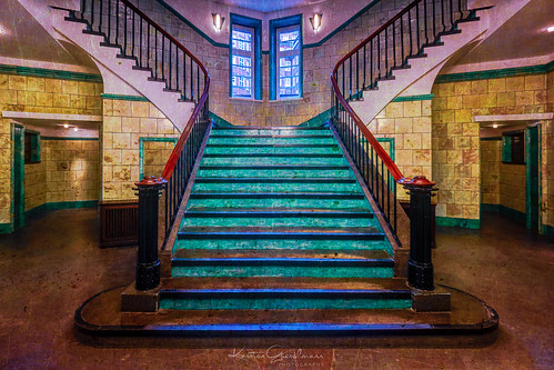 Hamburg - Up and down the stairs