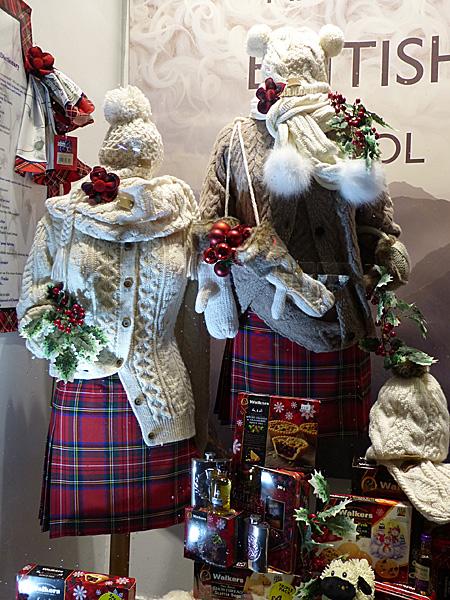 laine écossaise