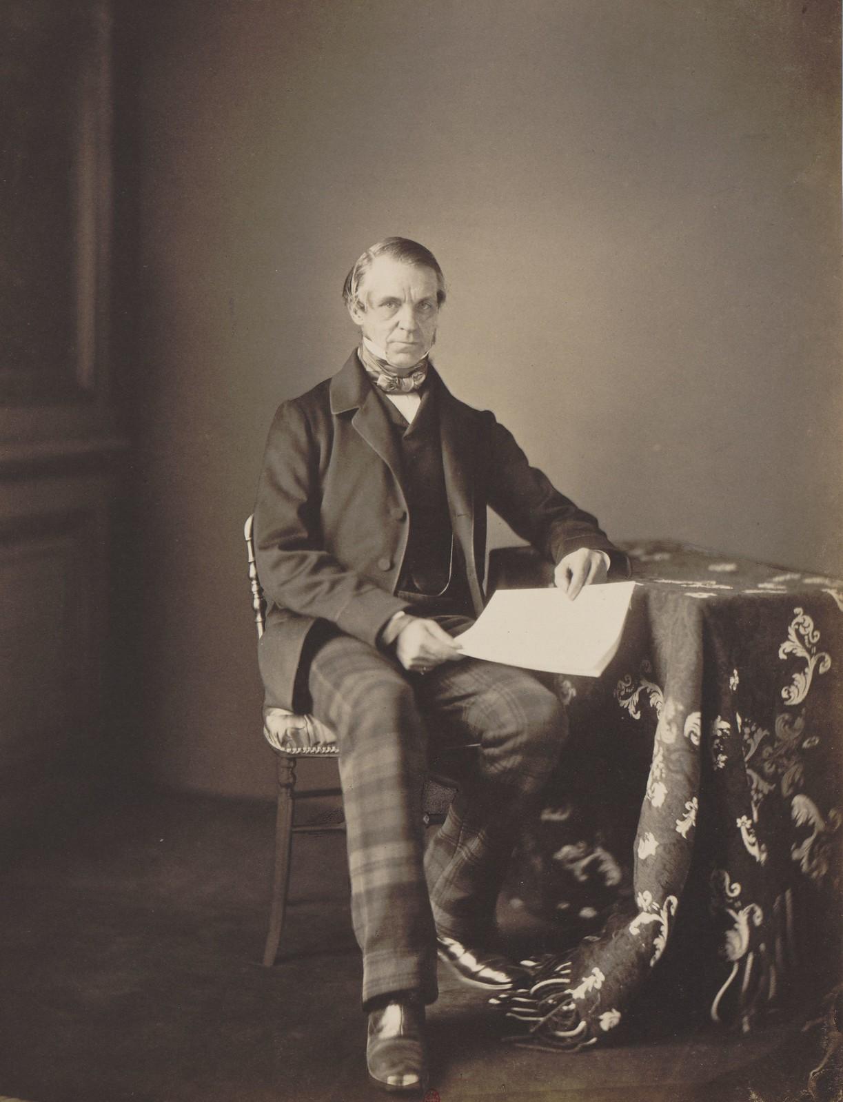 04. Посланник Великобритании в Париже, второй уполномоченный на Конгрессе, лорд Генри Каули