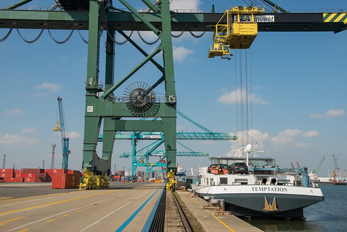 Sea Invest Antwerp Container Terminal_DVL3554