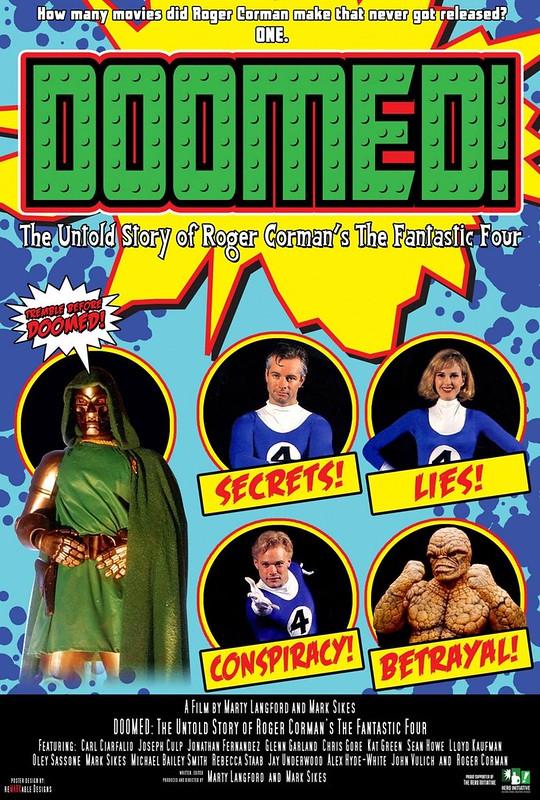 Doomed - Poster 1