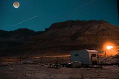 Ein Gedi camp