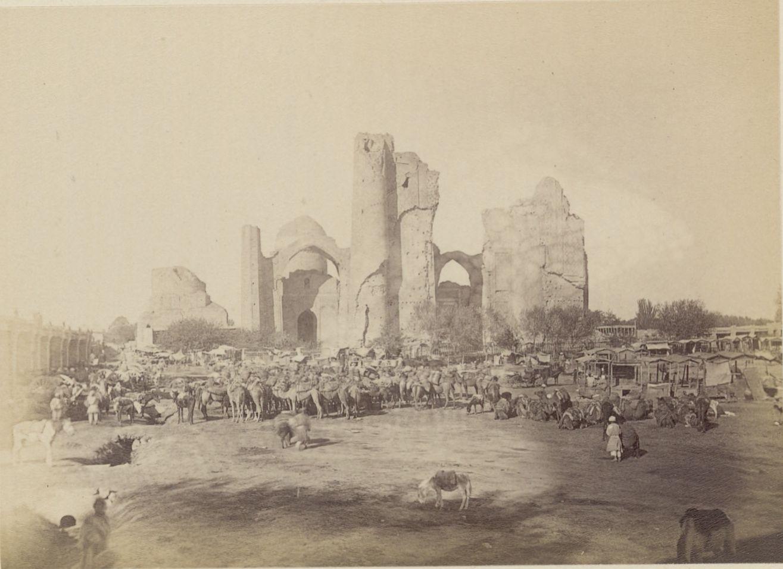 Аймар Эжен де Плювинель де ла Баум путешествует по Закавказью и Туркестану в 1887 году. Часть 5
