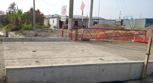 COMSA Industrial improves mobility in the municipality of El Rosario (Peru) through the construction of two new bridges