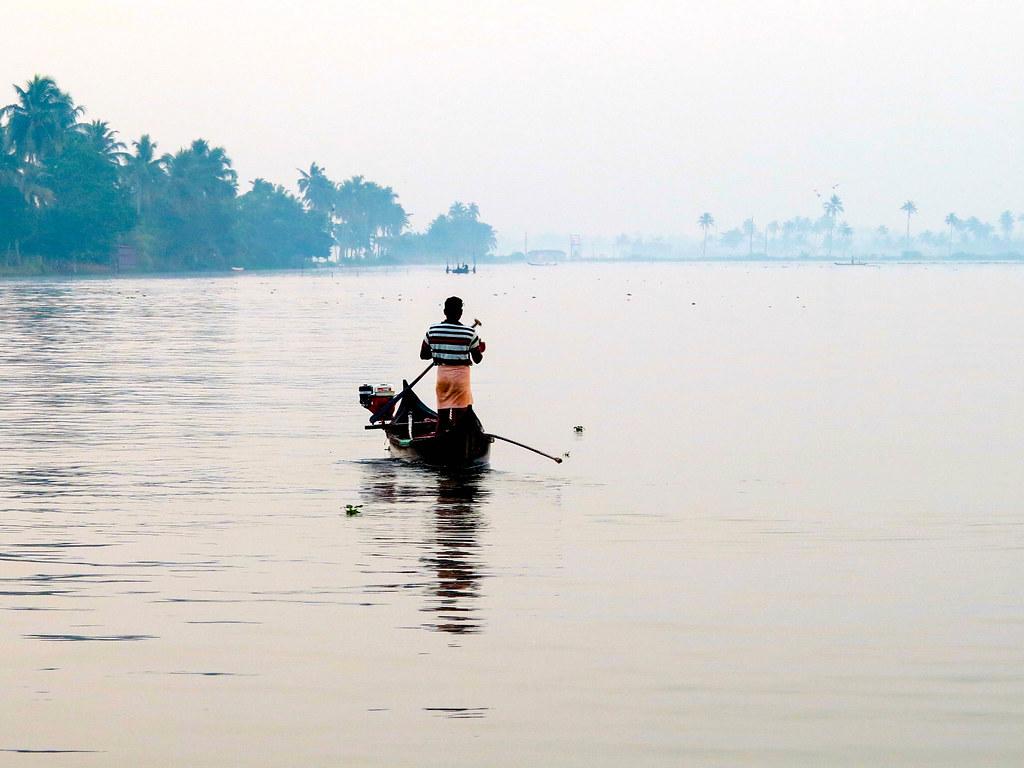 Lo mejor de India es Kerala