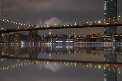 NYC - Impresiones mirando un puente  # 042