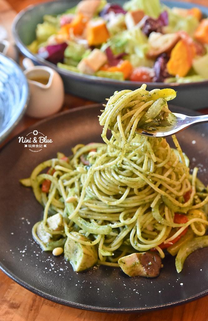 布佬廚房 台中蔬食 素食菜單30
