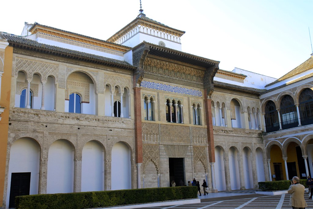 Sevillan katedraali ja Real Alcázar