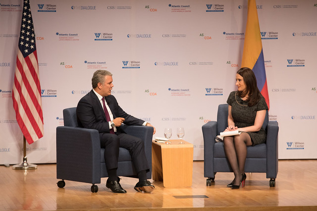02-14-2019 - President of Colombia Iván Duque Márquez