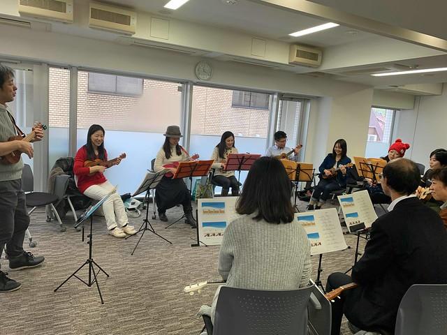 2/9(土)2時間でウクレレマスター♪ by TUS