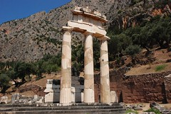 Grecia. Delfos. Santuario de Atenea Pronaia (14)