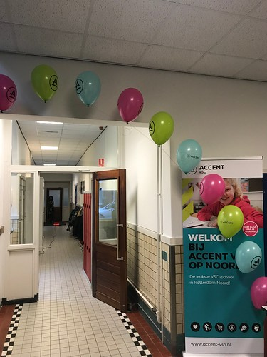 Heliumboog Accent VSO Rotterdam Noord