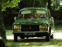 Peugeot 304 Berline Richelieu (37 Indre et Loire) 02-09-18a - Photo of Ceaux-en-Loudun