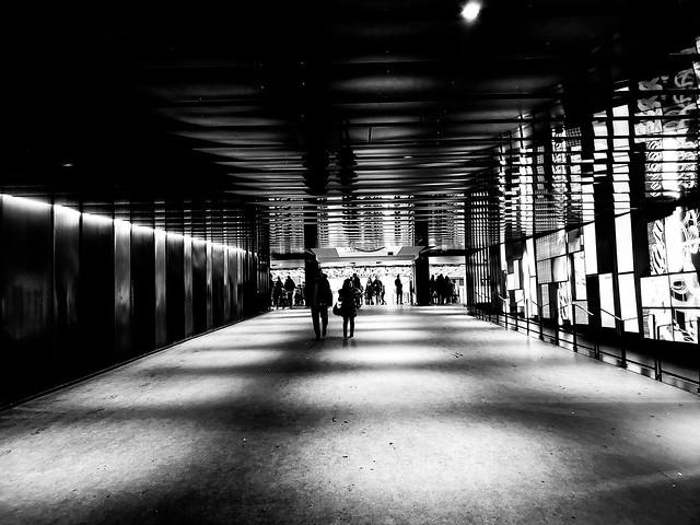 Place Des Arts Corridor (Montreal)