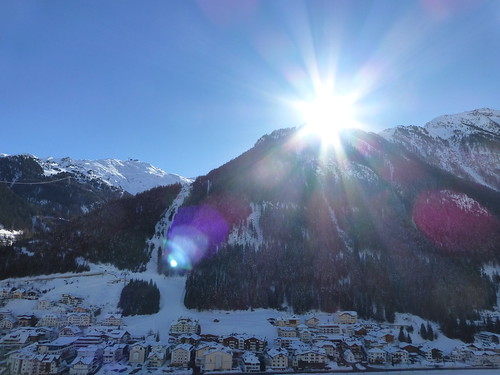 Winter in Galtür
