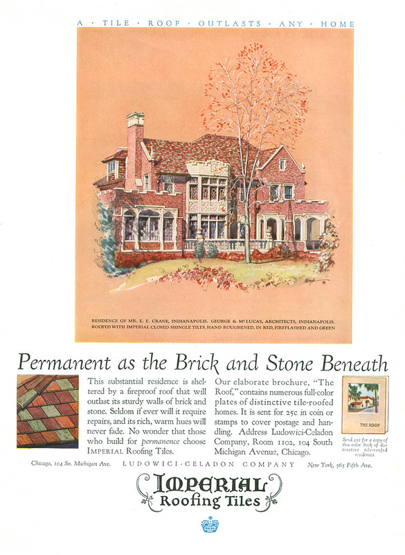 Imperial Roofing Tiles 1927
