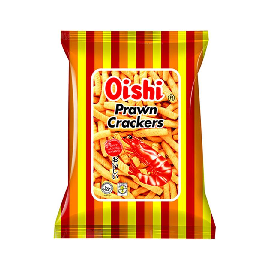 Oishi Prawn蝦味先