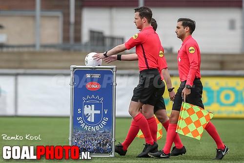 Spakenburg - Jong Vitesse 09-03-2019